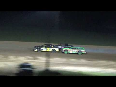 Street Stock Feature at Crystal Motor Speedway on 05-13-17.