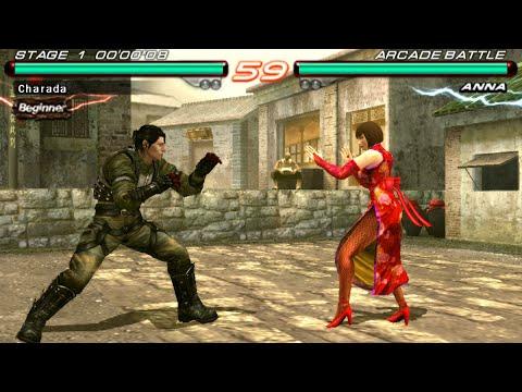 [TAS] Tekken 6 - Dragunov | ULTRA HARD (PSP)