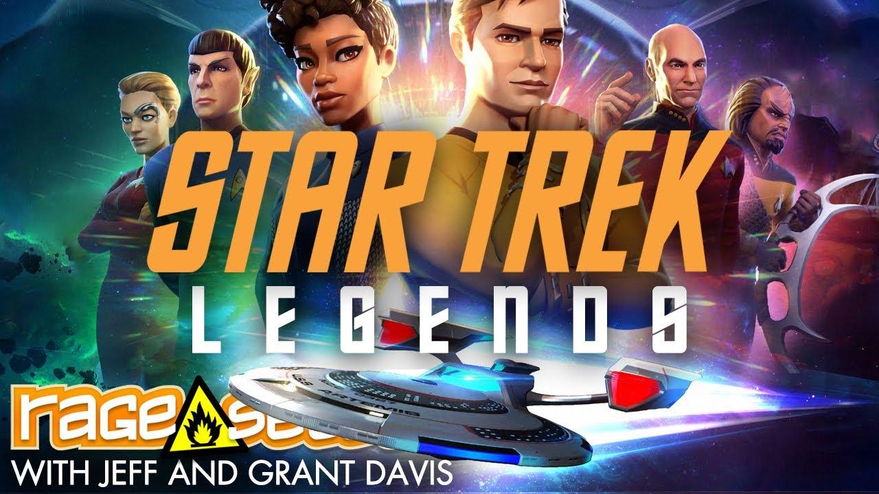 Star Trek: Legends (The Dojo) Let's Play