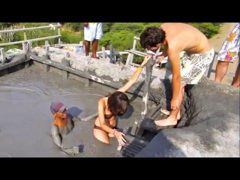Totumo Volcano and Mud Baths - Cartagena, Colombia