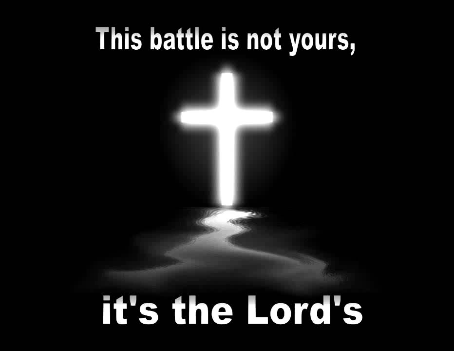 Yolanda Adams - The Battle Is Not Yours - YouTube