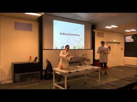 DM i Scienceshow 2015 - Aalborg Kemishow