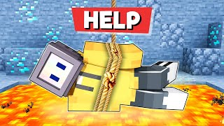 LOGGY NEEDS HELP | MINECRAFT