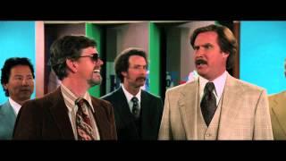 "ANCHORMAN 2 - ""Don't Speak Australian"" Clip"