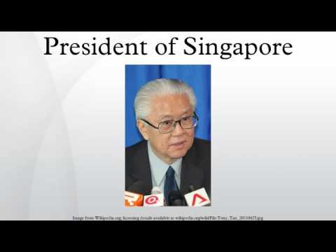 President of Singapore