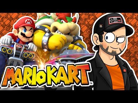 Mario Kart Series - Marc Lovallo