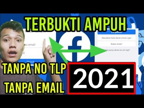 4 Cara Mengatasi Lupa Sandi Facebook 2020 Email Dan No Telepon Tidak Bisa Di Akses