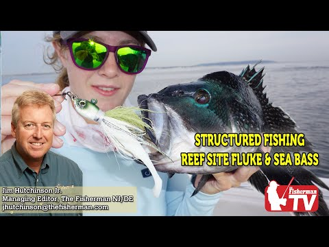August 13, 2020 New Jersey/Delaware Bay Fishing Report With Jim Hutchinson, Jr.