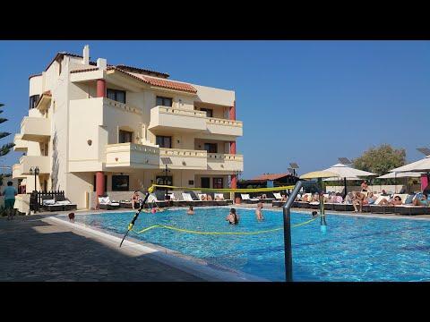 St Constantin Hotel Village Kato Gouves Crete / Keta Greece