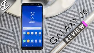Samsung Galaxy J6 Review - I'm Tired, Are You? 😴😔😓