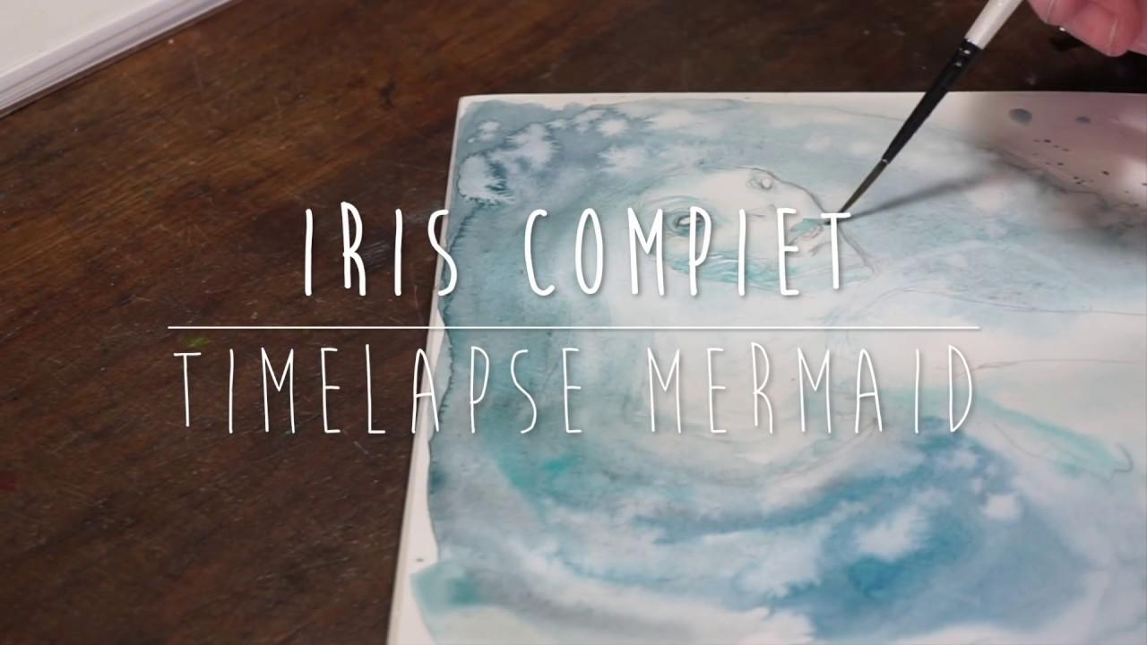 timelapse mermaid