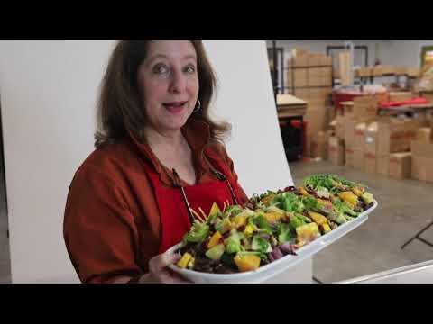 Rancho Gordo Kitchen: A Vegan Thanksgiving Main Course Salad