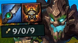 Is Maokai the Next OP Jungler? How to STOMP The Early Game - League of Legends Gameplay