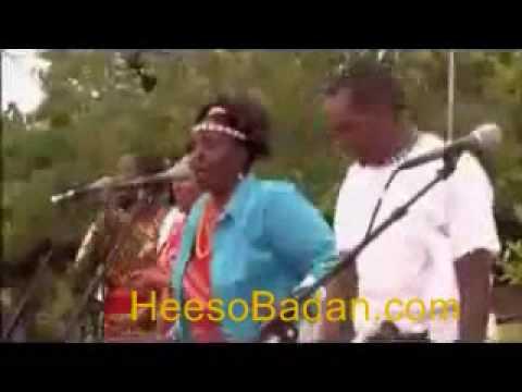 Maryan Mursal -  Heesteena - hees somali