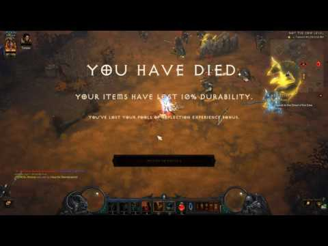 PC Diablo 3 Avarice Conquest Season 11 Completed SC 2017-07-27