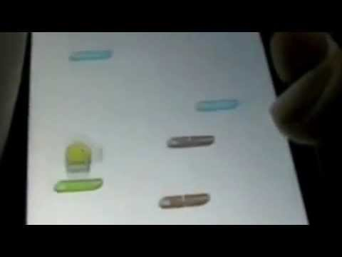 Игра Дудл Джамп на Андроид mp4