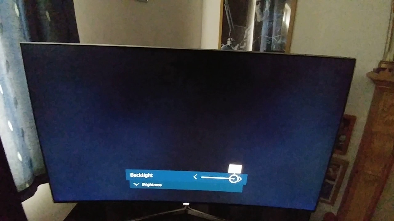 Led Tv Backlight Bleeding How Much Is Too Much Part 1