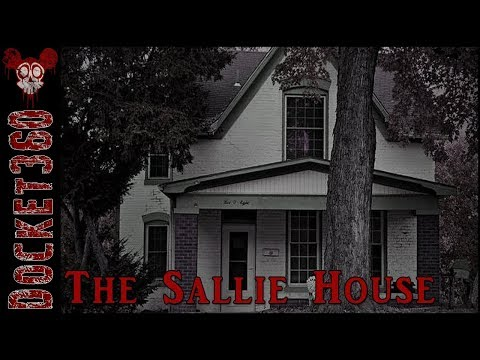 The Devil Within - The History Behind The Sallie House - #Paranormal