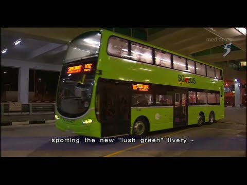 Tower Transit Singapore officially starts service