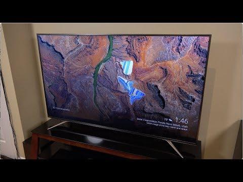 Hisense H9 Plus Review 65 4k Uled Tv Youtube