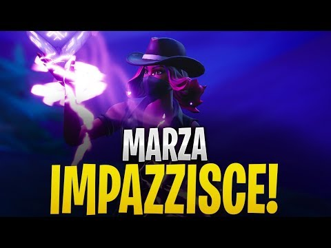 MARZA CI PENSO IO 4.0 | UNA PARTITA ESILARANTE! | FORTNITE ITA
