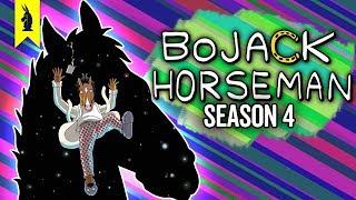 BoJack Horseman Season 4: What is BoJack Searching For? – Wisecrack Quick Take