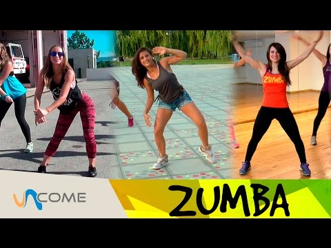 Lezione di zumba a casa – Zumba Fitness