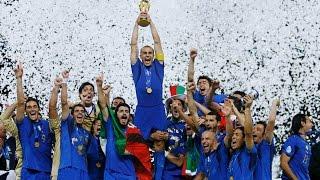 Campioni Del Mondo Italia 2006 - All Goals