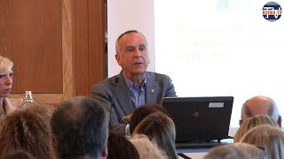 Gioacchino Pagliaro – La psico-oncologia tra cellule, mente e quanti