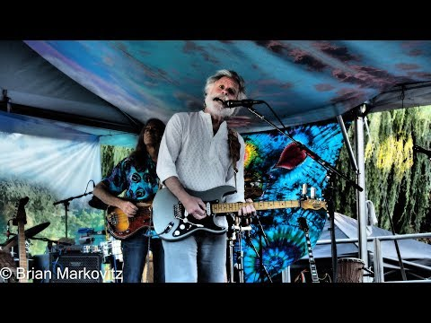 Steve Kimock Friends w  Bob Weir - Sweetwater In The Sun, Stafford Lake Park, Sunday Sept 23 2018