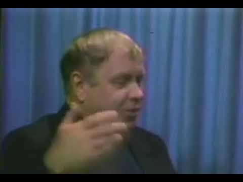 Беседа Джона Глэда с Владимиром Солоухиным