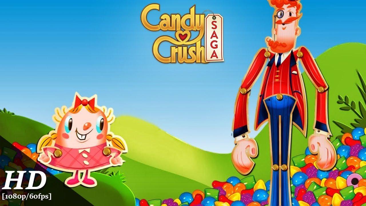 comment telecharger candy crush saga sur facebook