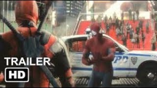 Deadpool Kills The Marvel Universe Trailer #2 (Epic Fan Supercut)