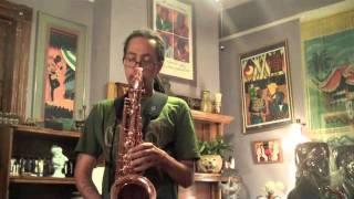 Saxgourmet Voodoo Master Saxophone with Vincent Broussard