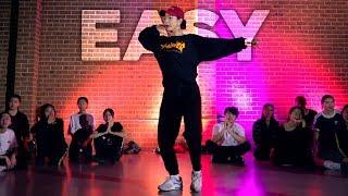 DaniLeigh - Easy (Remix) ft. Chris Brown | iMISS CHOREOGRAPHY