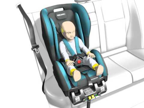 Recaro Young Expert Plus Isofix Demo Video Pramworld