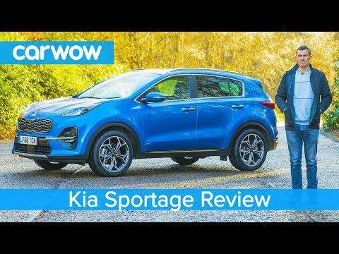 Kia Sportage SUV 2020 in-depth review | carwow Reviews