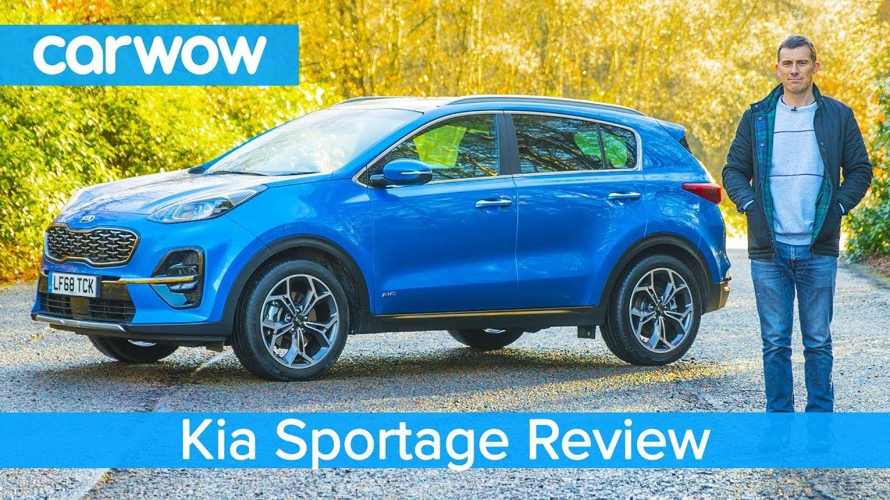 Kia Sportage SUV 2019 in-depth review | carwow Reviews