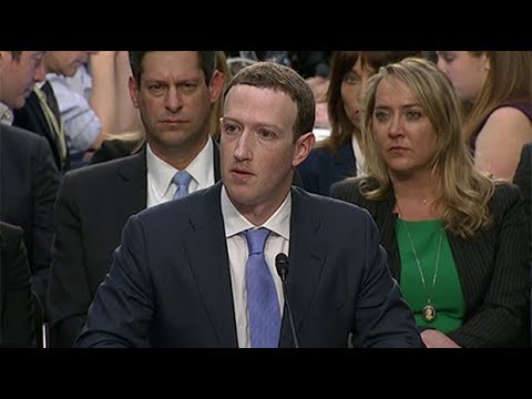 Highlights: Mark Zuckerberg's Congress grilling