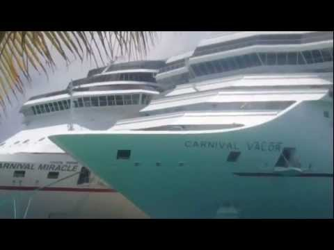 Grand Turk Cruise Port Caribbean Beach on our Vacation Best vacation ever!