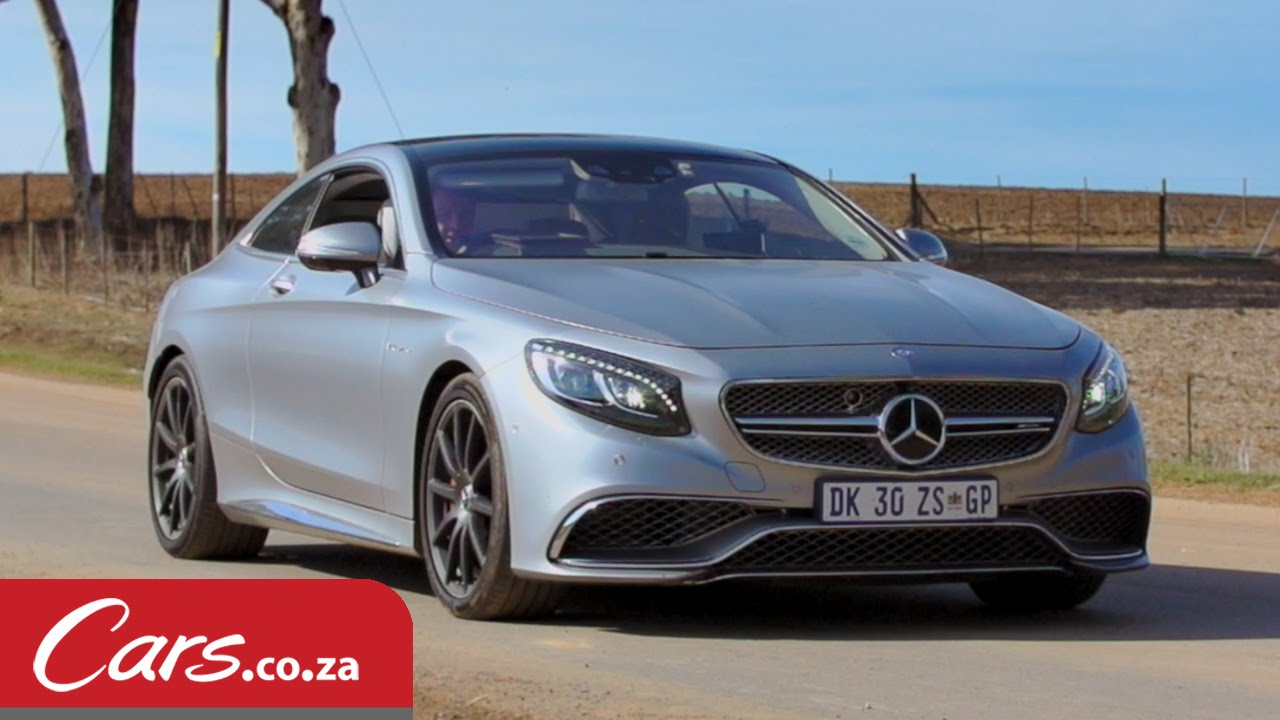 The s 65 amg coup e driven reviewed sa 39 s most for The most expensive mercedes benz
