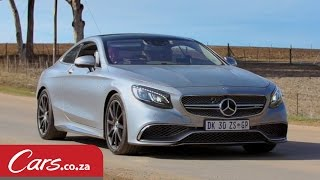 The S 65 AMG Coupe Driven & Reviewed - SA