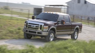 2008 Ford F-series Super Duty - CAR and DRIVER