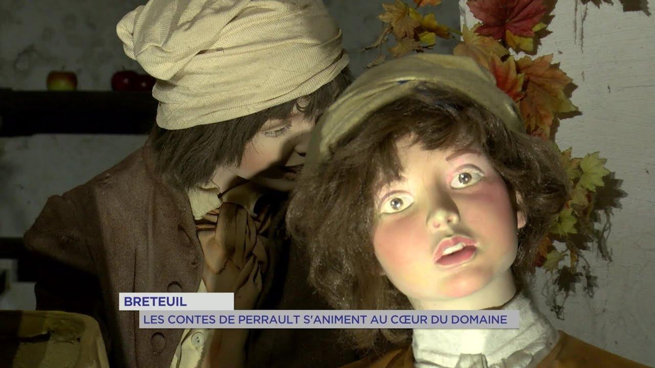 Yvelines | Breteuil : Les contes de Perrault s'animent au coeur du domaine