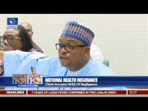 National Health: Insurance Client Accuses NHIS Of Negligence
