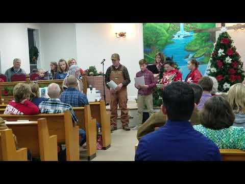 Crestwood Baptist Church Christmas Program  2018