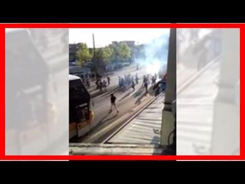 [Belgium News] Antwerp hooligans set up clash with rivals in mortsel