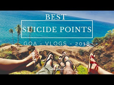 suicide-points---goa-vlogs-2018---dona-paula---heart-lake---kindly-subscribe-my-channel