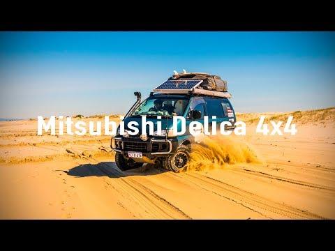 Mitsubishi Delica L400