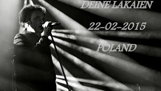 17/21 | Deine Lakaien - Forever and a Day / 22.02.2015